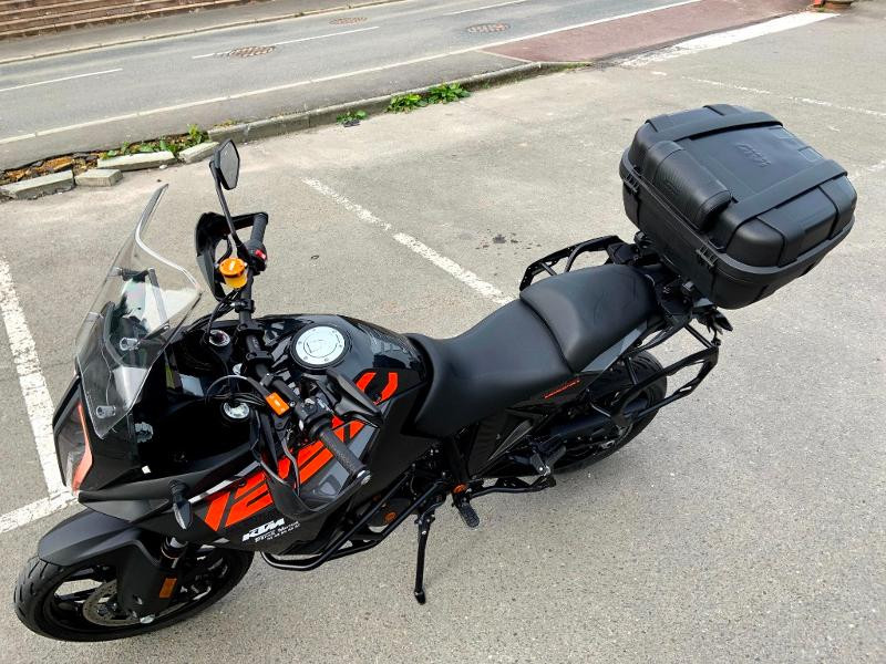 Photo 6 de l'offre de KTM Super Adventure 1290 S ABS à 13890€ chez Franck motos