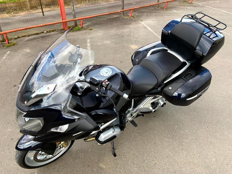 Photo 3 de l'offre de BMW R 1200 RT Exclusive 3 PACKS à 17890€ chez Franck motos