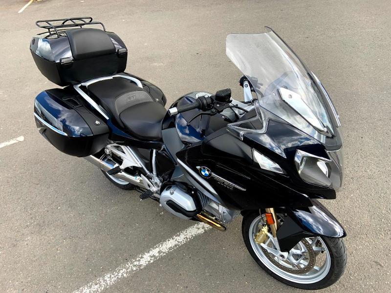 Photo 6 de l'offre de BMW R 1200 RT Exclusive 3 PACKS à 17890€ chez Franck motos