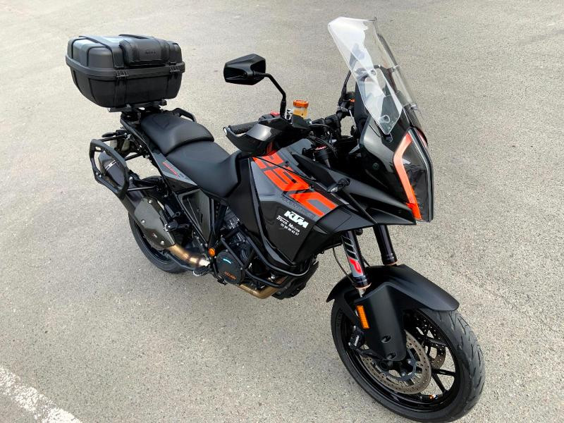 Photo 3 de l'offre de KTM Super Adventure 1290 S ABS à 13890€ chez Franck motos