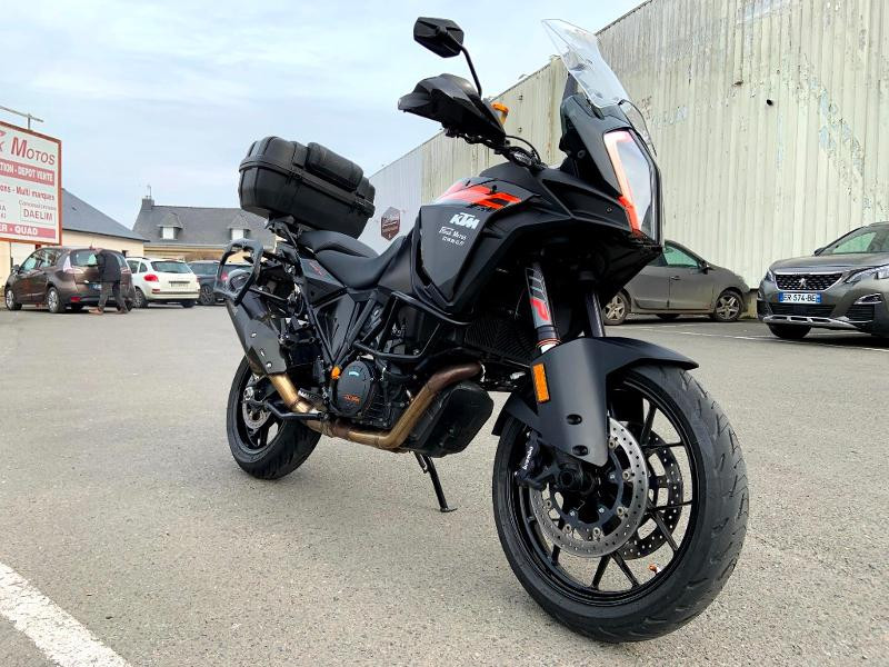 Photo 2 de l'offre de KTM Super Adventure 1290 S ABS à 13890€ chez Franck motos