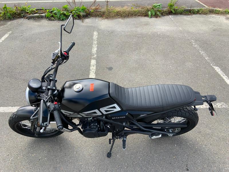 Photo 8 de l'offre de BRIXTON 500 CROSSFIRE X A2 à 6190€ chez Franck motos