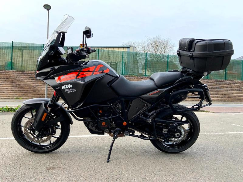 Photo 5 de l'offre de KTM Super Adventure 1290 S ABS à 13890€ chez Franck motos