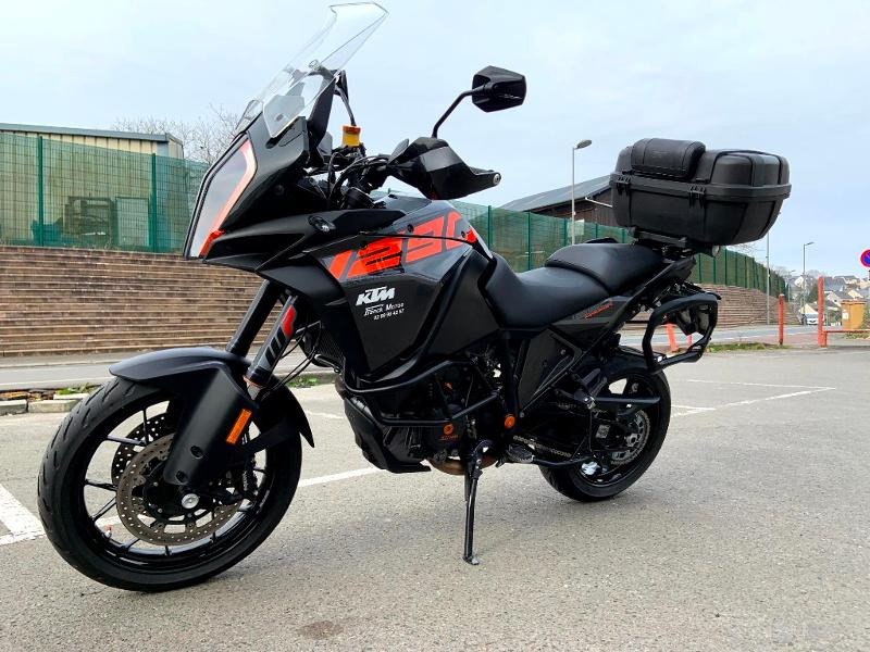 Photo 7 de l'offre de KTM Super Adventure 1290 S ABS à 13890€ chez Franck motos