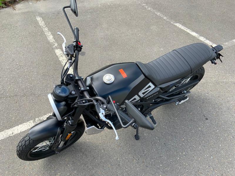 Photo 7 de l'offre de BRIXTON 500 CROSSFIRE X A2 à 6190€ chez Franck motos