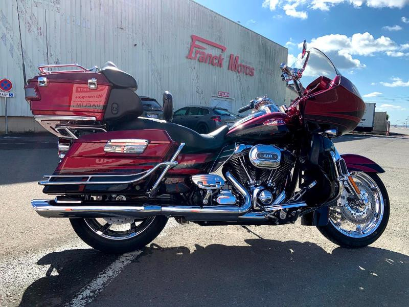 Harley-Davidson Road GLIDE ULTRA 110 CVO STAGE 1 Essence BORDEAU Occasion à vendre