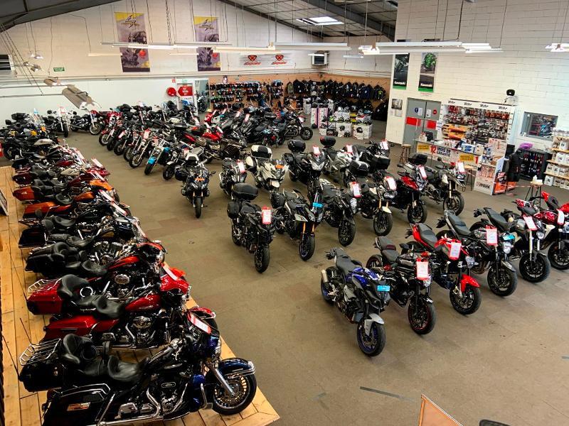 Photo 2 de l'offre de BRIXTON Rachat CASH DE VOTRE MOTO à 1€ chez Franck motos