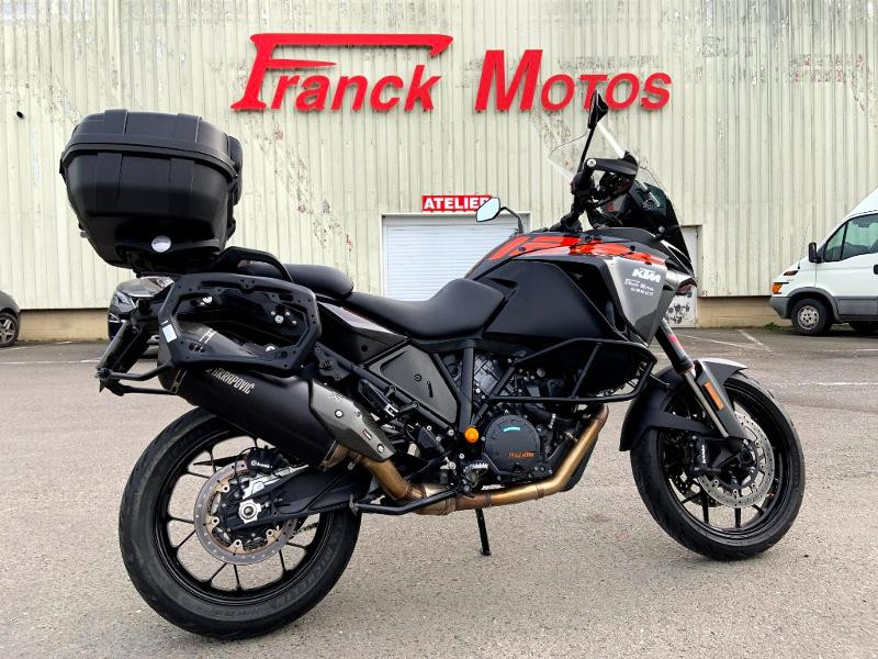 Photo 1 de l'offre de KTM Super Adventure 1290 S ABS à 13890€ chez Franck motos