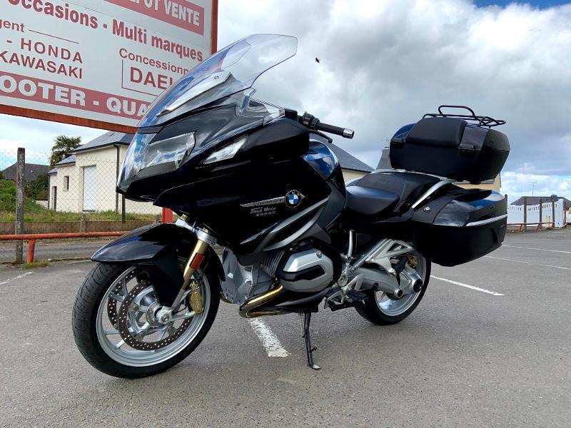 Photo 2 de l'offre de BMW R 1200 RT Exclusive 3 PACKS à 17890€ chez Franck motos