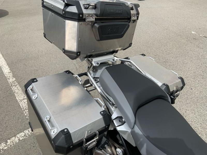 Photo 10 de l'offre de BMW R 1250 GS Adv Style Exclusif 1ERE MAIN à 22490€ chez Franck motos