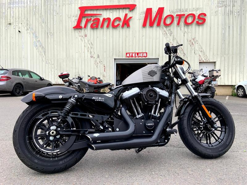 Harley-Davidson Sportster 1200 X Forty-Eight Essence GRISE Occasion à vendre