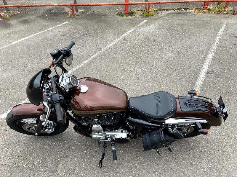 Photo 4 de l'offre de HARLEY-DAVIDSON Xl 1200 C (A2) à 12890€ chez Franck motos