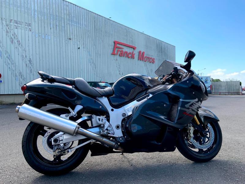 Photo 5 de l'offre de SUZUKI 1300 Hayabusa à 7900€ chez Franck motos