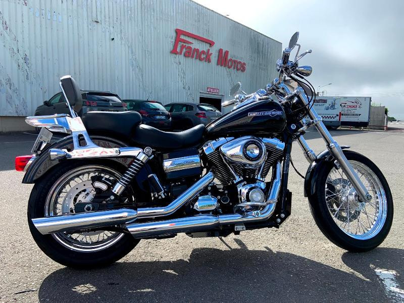 Photo 4 de l'offre de HARLEY-DAVIDSON Dyna Super Glide STAGE 1 à 12890€ chez Franck motos