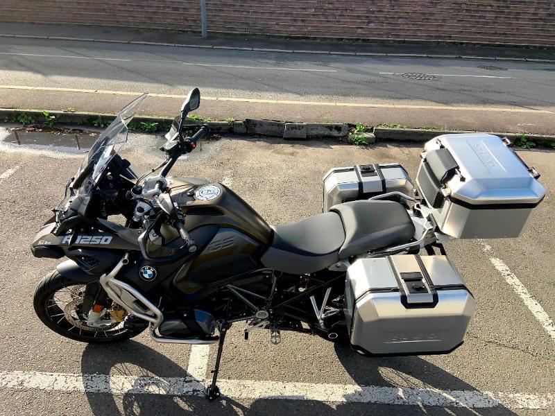 Photo 5 de l'offre de BMW R 1250 GS Adventure full Style Exclusif 1ere main à 22490€ chez Franck motos