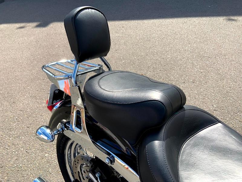 Photo 9 de l'offre de HARLEY-DAVIDSON Dyna Super Glide STAGE 1 à 12890€ chez Franck motos