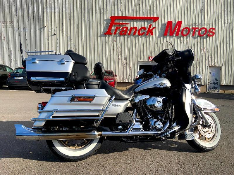 Harley-Davidson 1450 ELECTRA 100EME ANNIVERSAIRE Essence GRIS Occasion à vendre