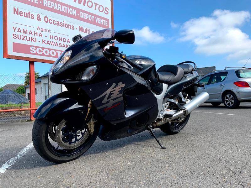 Photo 2 de l'offre de SUZUKI 1300 Hayabusa à 7900€ chez Franck motos