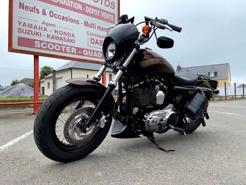 Photo 2 de l'offre de HARLEY-DAVIDSON Xl 1200 C (A2) à 12890€ chez Franck motos
