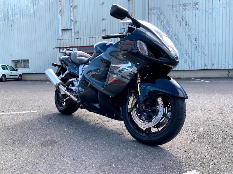Photo 7 de l'offre de SUZUKI 1300 Hayabusa à 7900€ chez Franck motos