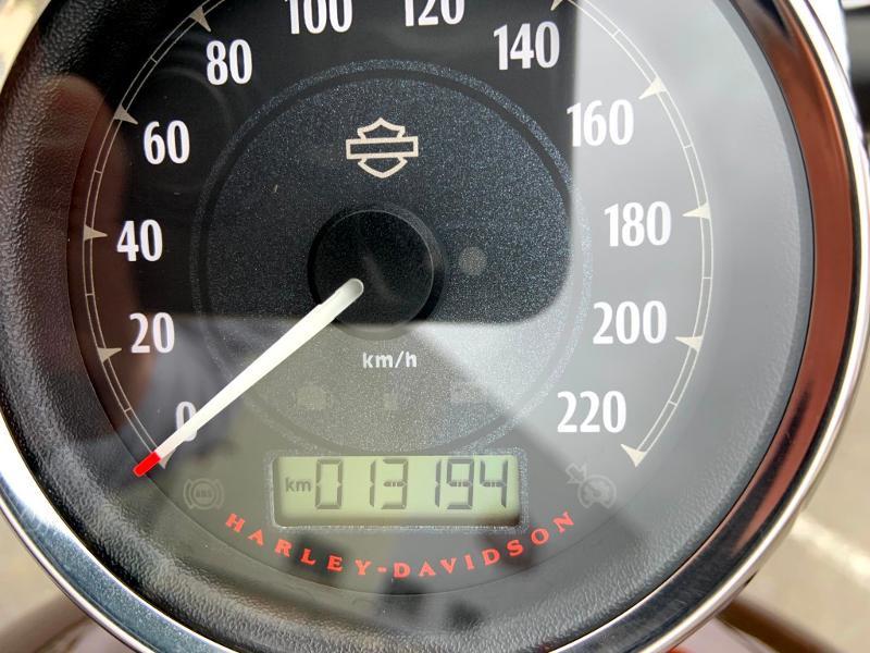 Photo 9 de l'offre de HARLEY-DAVIDSON Xl 1200 C (A2) à 12890€ chez Franck motos