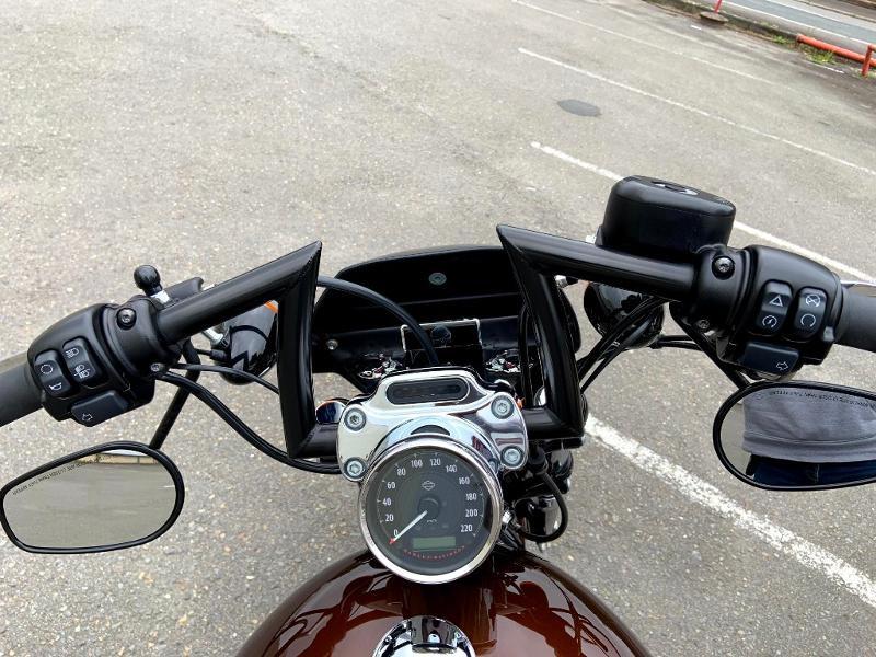 Photo 7 de l'offre de HARLEY-DAVIDSON Xl 1200 C (A2) à 12890€ chez Franck motos