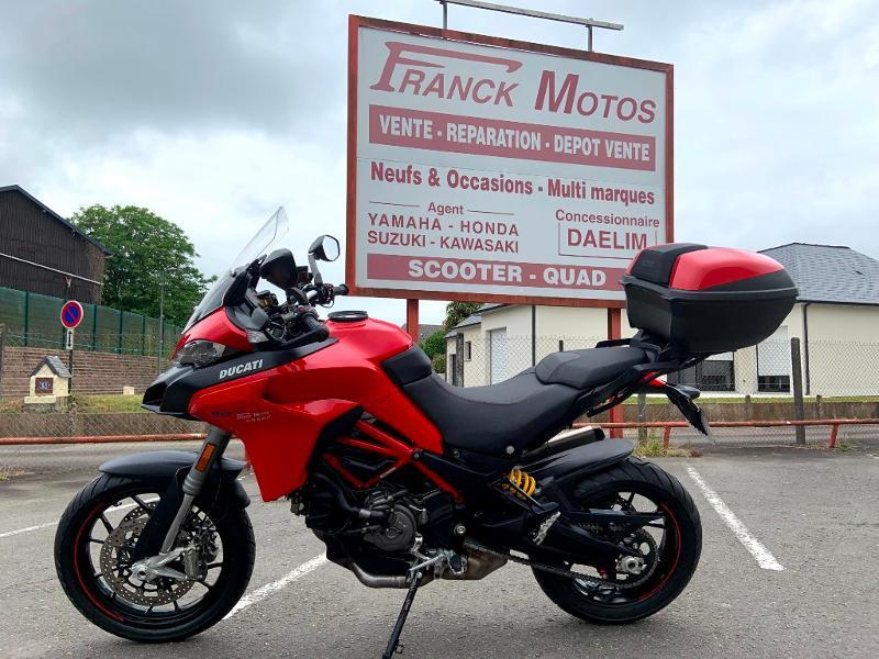Ducati Multistrada 950 S ABS Essence ROUGE Occasion à vendre