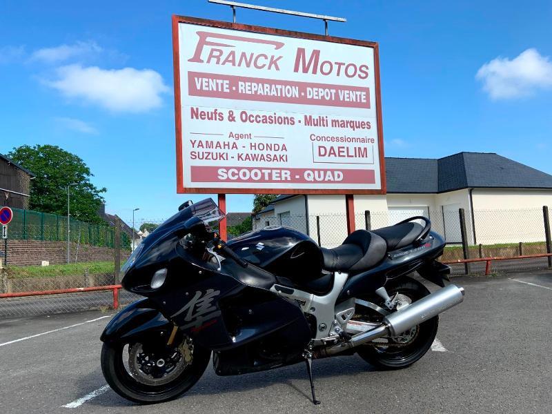 Photo 1 de l'offre de SUZUKI 1300 Hayabusa à 7900€ chez Franck motos