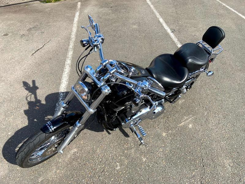 Photo 3 de l'offre de HARLEY-DAVIDSON Dyna Super Glide STAGE 1 à 12890€ chez Franck motos