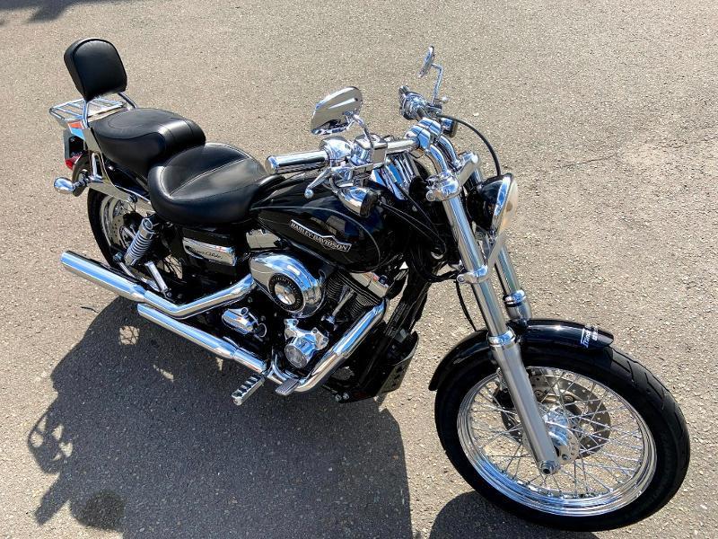 Photo 5 de l'offre de HARLEY-DAVIDSON Dyna Super Glide STAGE 1 à 12890€ chez Franck motos