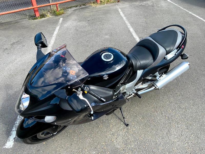 Photo 3 de l'offre de SUZUKI 1300 Hayabusa à 7900€ chez Franck motos