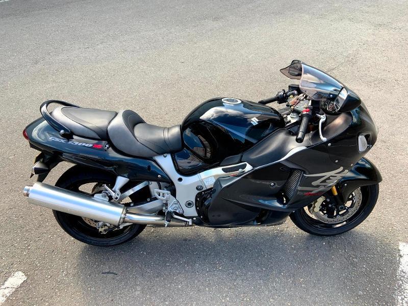 Photo 8 de l'offre de SUZUKI 1300 Hayabusa à 7900€ chez Franck motos