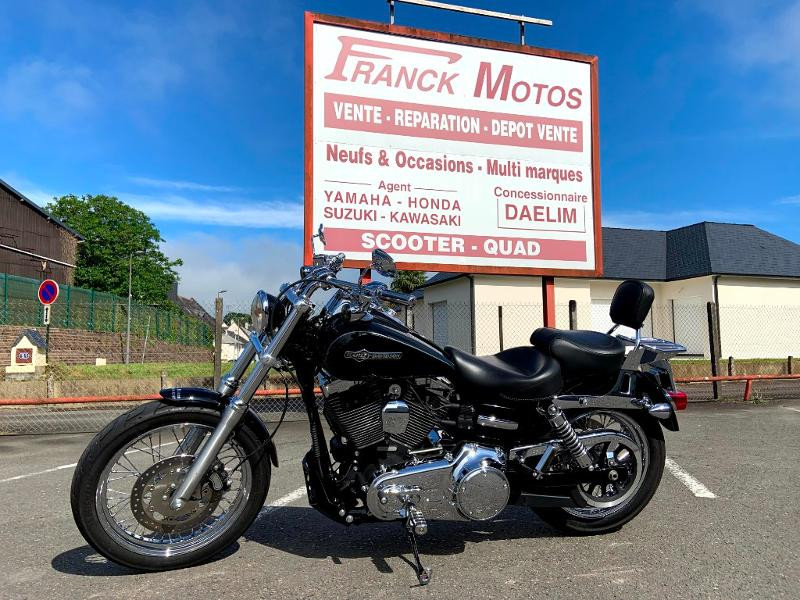 Photo 1 de l'offre de HARLEY-DAVIDSON Dyna Super Glide STAGE 1 à 12890€ chez Franck motos