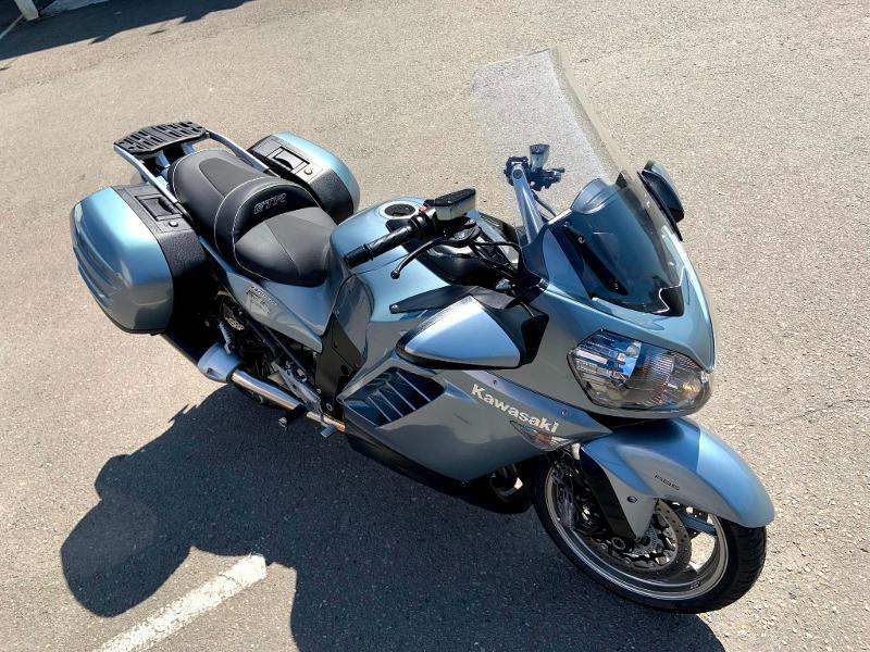 Photo 7 de l'offre de NISSAN GTR 1400 à 5990€ chez Franck motos