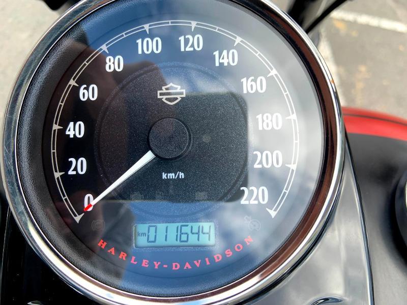 Photo 12 de l'offre de HARLEY-DAVIDSON Dyna Fat Bob 1690 1ERE MAIN à 14890€ chez Franck motos