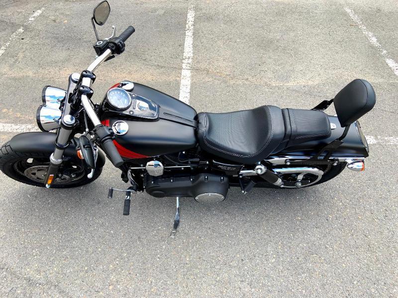 Photo 8 de l'offre de HARLEY-DAVIDSON Dyna Fat Bob 1690 1ERE MAIN à 14890€ chez Franck motos