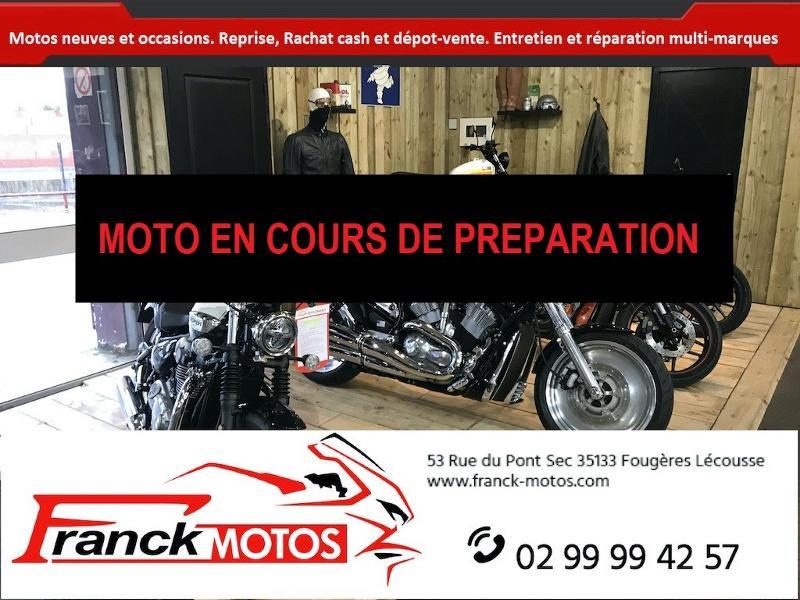 Harley-Davidson Dyna Street Bob STAGE 1 Essence NOIR Occasion à vendre