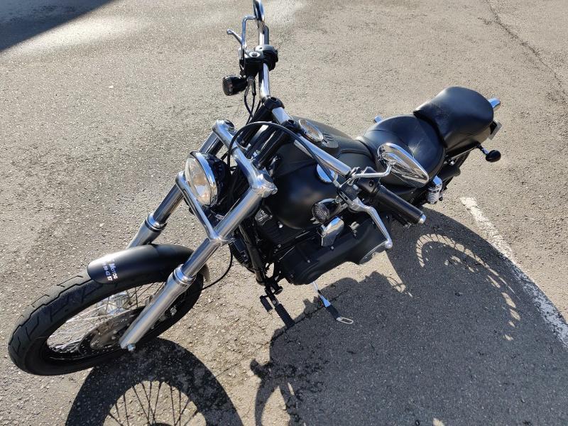 Photo 3 de l'offre de HARLEY-DAVIDSON Dyna Street Bob 1584 STAGE 1 à 11490€ chez Franck motos