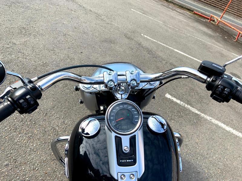 Photo 9 de l'offre de HARLEY-DAVIDSON Softail Fat Boy 114 à 21490€ chez Franck motos