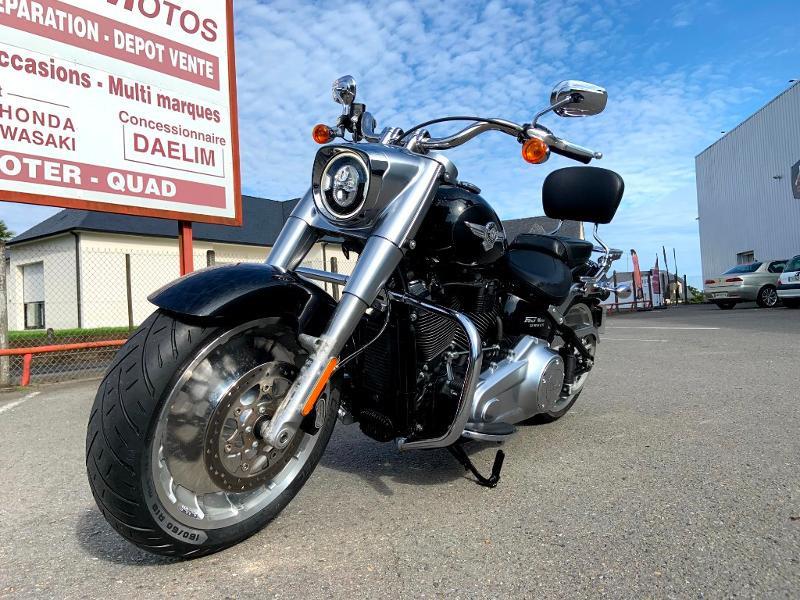 Photo 2 de l'offre de HARLEY-DAVIDSON Softail Fat Boy 114 à 21490€ chez Franck motos