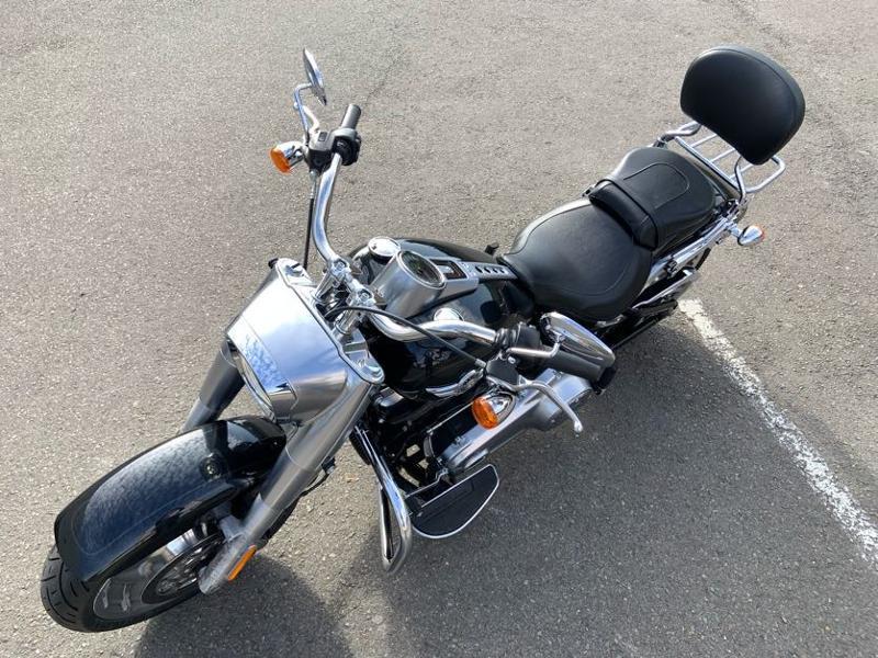 Photo 3 de l'offre de HARLEY-DAVIDSON Softail Fat Boy 114 à 21490€ chez Franck motos