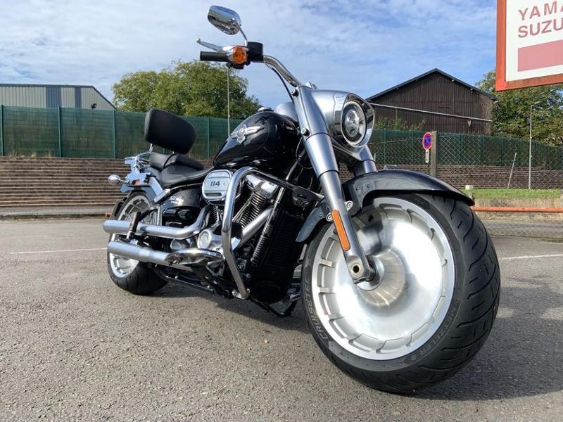 Photo 6 de l'offre de HARLEY-DAVIDSON Softail Fat Boy 114 à 21490€ chez Franck motos