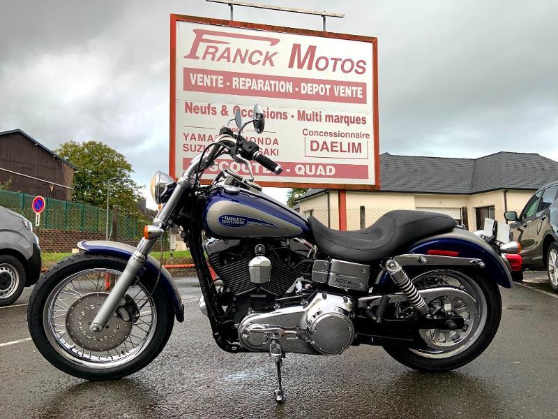 Harley-Davidson Low RIDER 1584 Essence GRIS/BLEU Occasion à vendre