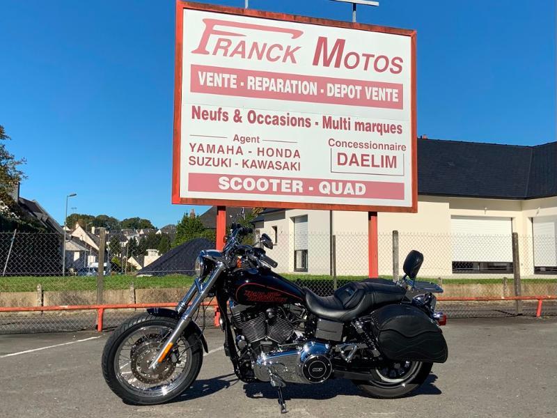 Harley-Davidson Dyna Low Rider 1690 STAGE 1 Essence NOIR Occasion à vendre