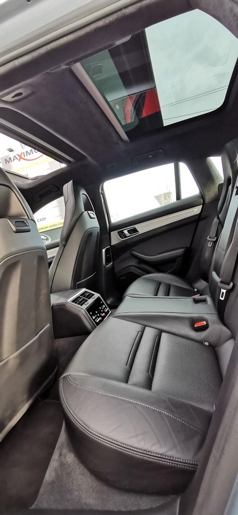 Photo 21 de l'offre de PORSCHE PANAMERA SPORT TURISMO 4.0 V8 550CH TURBO à 119990€ chez Maximum Automobiles