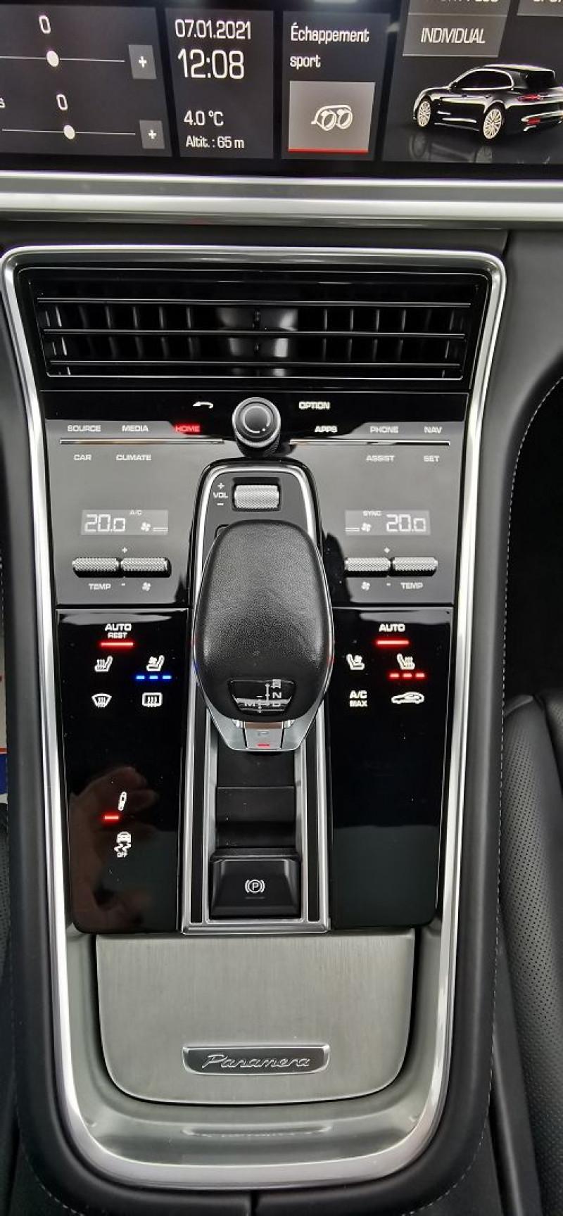 Photo 14 de l'offre de PORSCHE PANAMERA SPORT TURISMO 4.0 V8 550CH TURBO à 119990€ chez Maximum Automobiles
