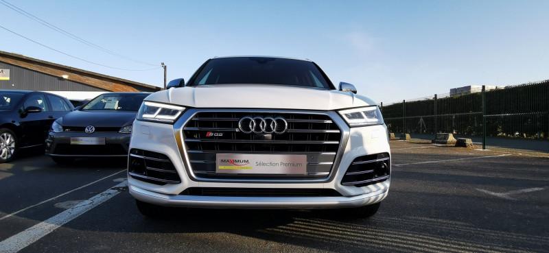 Photo 2 de l'offre de AUDI SQ5 3.0 V6 TFSI 354CH QUATTRO TIPTRONIC 8 à 54990€ chez Maximum Automobiles
