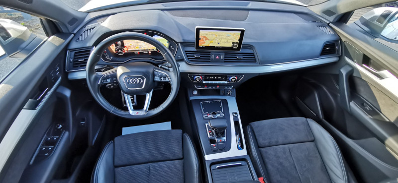 Photo 10 de l'offre de AUDI SQ5 3.0 V6 TFSI 354CH QUATTRO TIPTRONIC 8 à 54990€ chez Maximum Automobiles