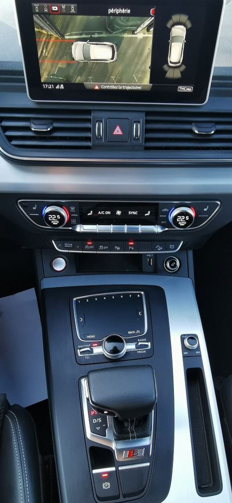 Photo 11 de l'offre de AUDI SQ5 3.0 V6 TFSI 354CH QUATTRO TIPTRONIC 8 à 54990€ chez Maximum Automobiles