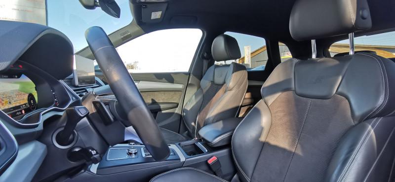 Photo 8 de l'offre de AUDI SQ5 3.0 V6 TFSI 354CH QUATTRO TIPTRONIC 8 à 54990€ chez Maximum Automobiles